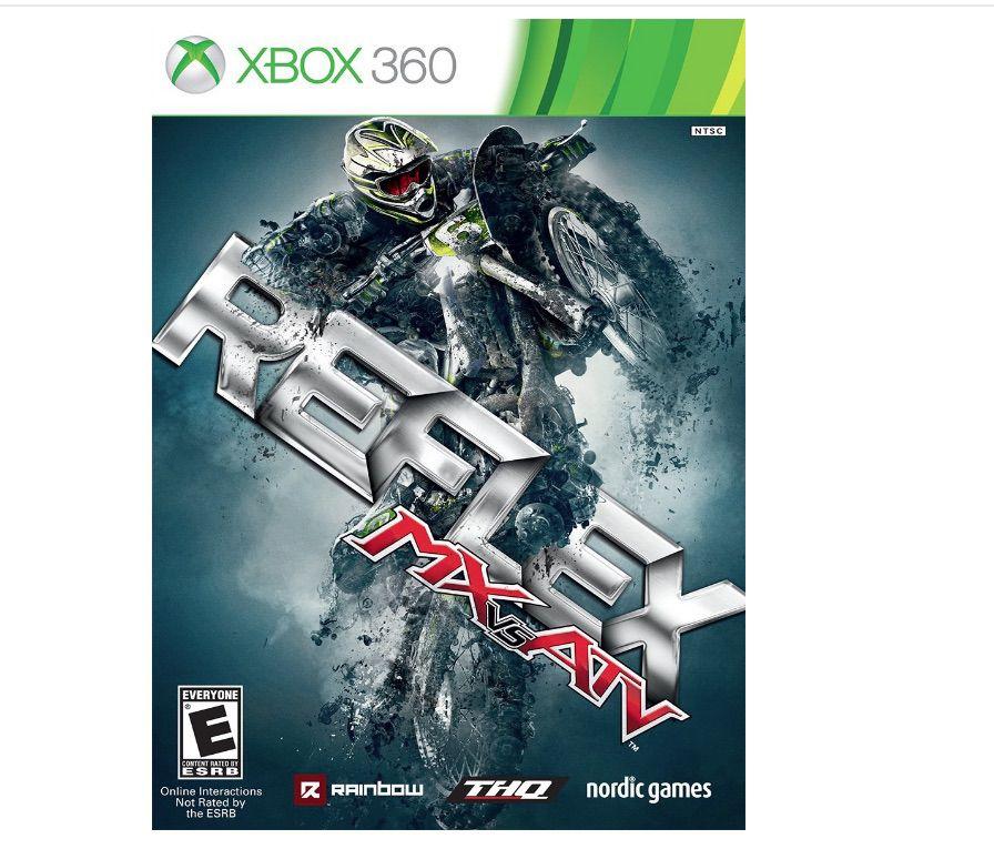 MX vs. ATV on Xbox 360
