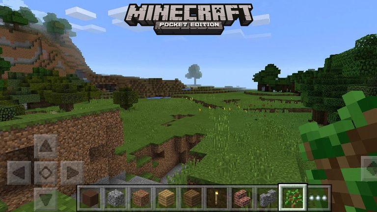 Minecraft Pocket Edition cover art