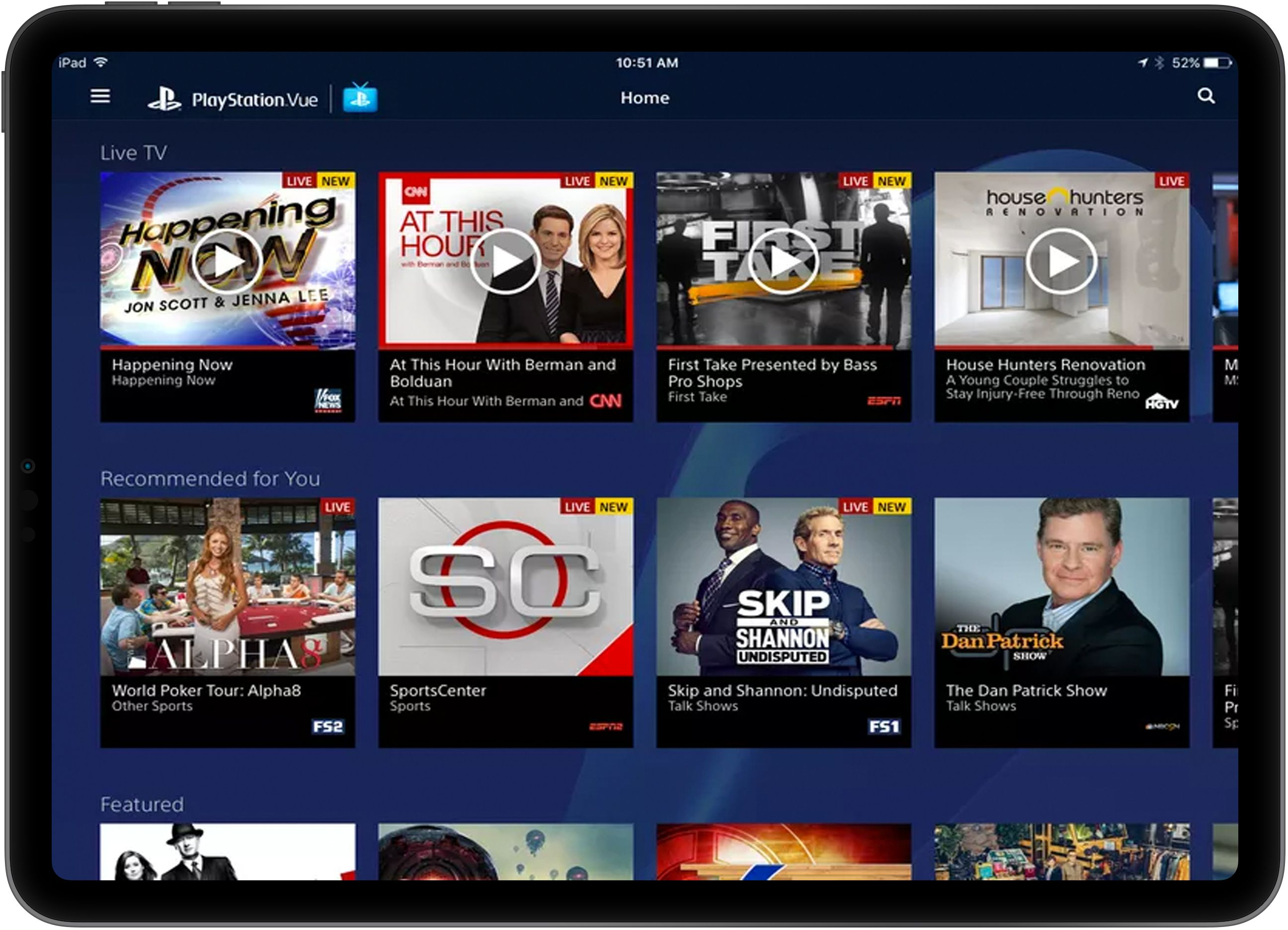 Top iPad Movie and TV Streaming Apps