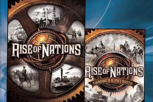 Rise of Nations computer game