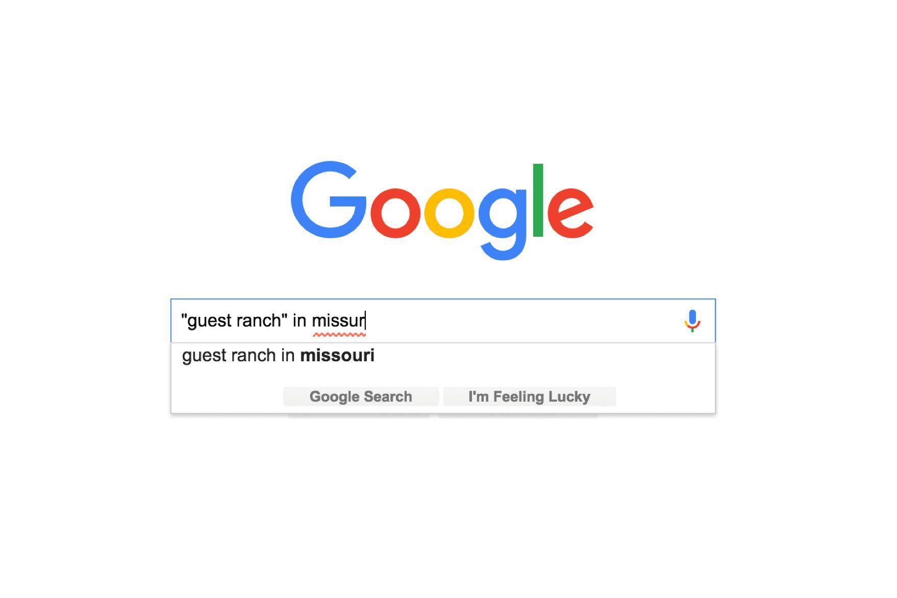 Auto-suggest misspelled word