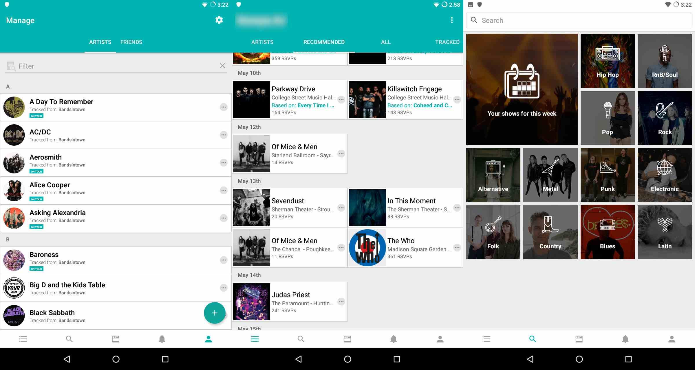 The 4 Best Concert Apps of 2019