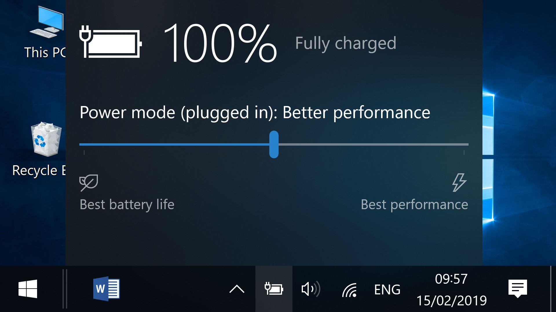 Battery Icon Missing On Windows 10  Restore It