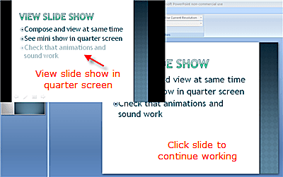 12 tips for powerpoint slide show presentations