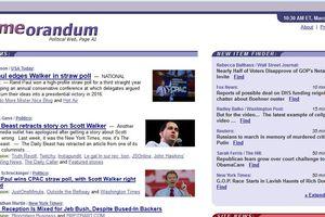 Memeorandum screenshot