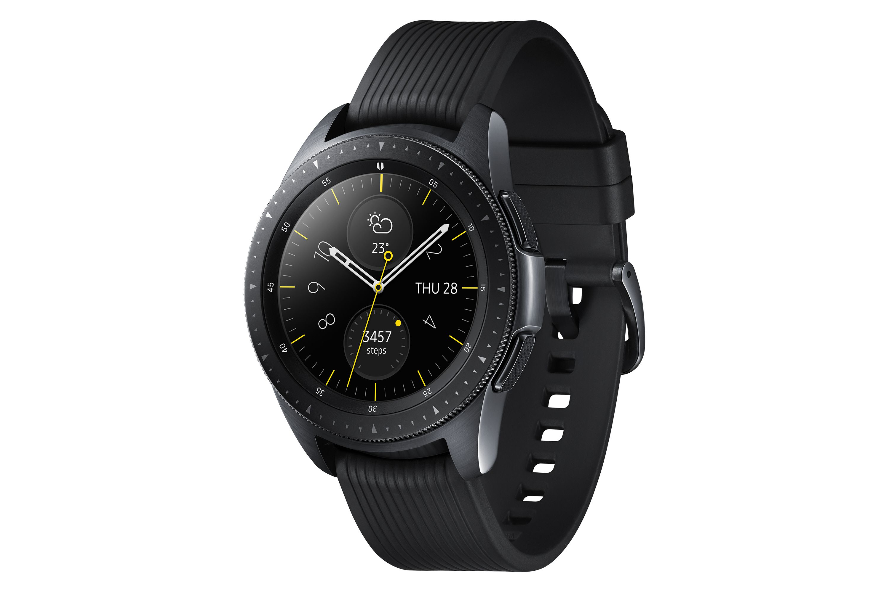 How To Set Up Your Samsung Galaxy Watch Manual Guide