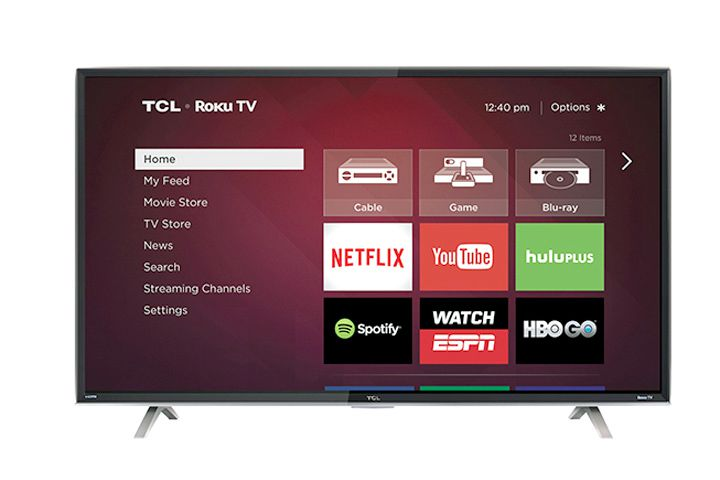 TCL 50-inch 50FS3850 Roku TV