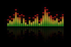 Music Equalizer Bars