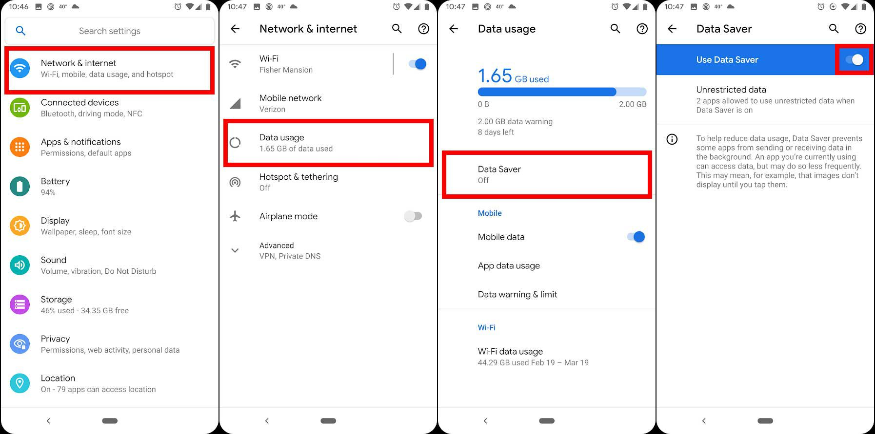 Change IP address on Android without VPN
