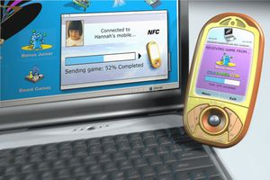 NFC PC and Phone
