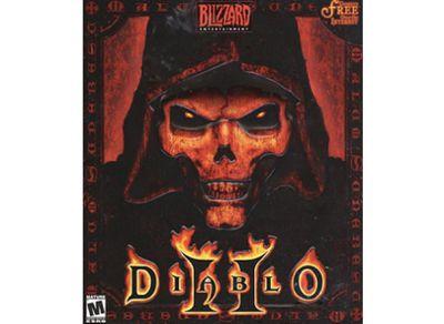 Game cover of Diablo II