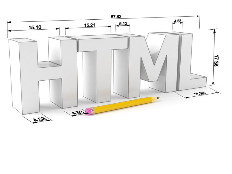 What Is An Html Tag Versus An Html Element
