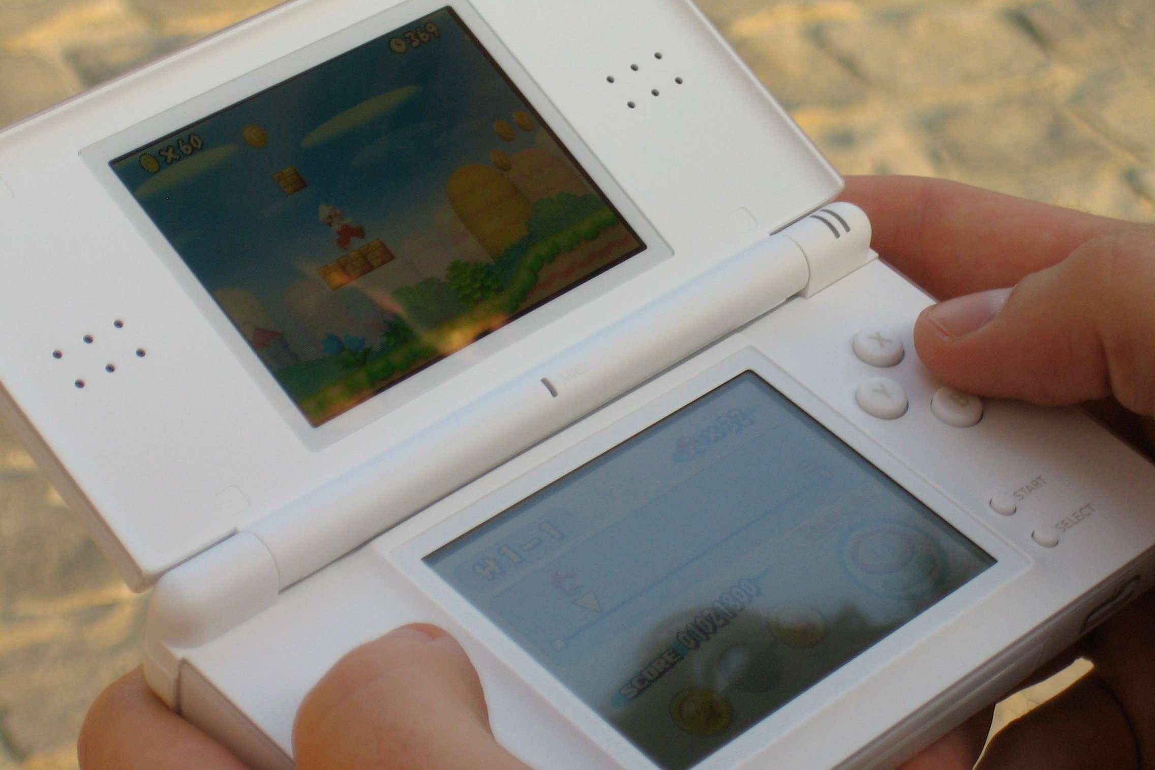 New Super Mario Bros Cheats And Secrets On Nintendo Ds