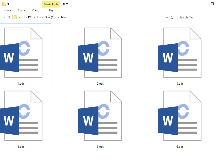 ODT File (What It Is and How to Open One)