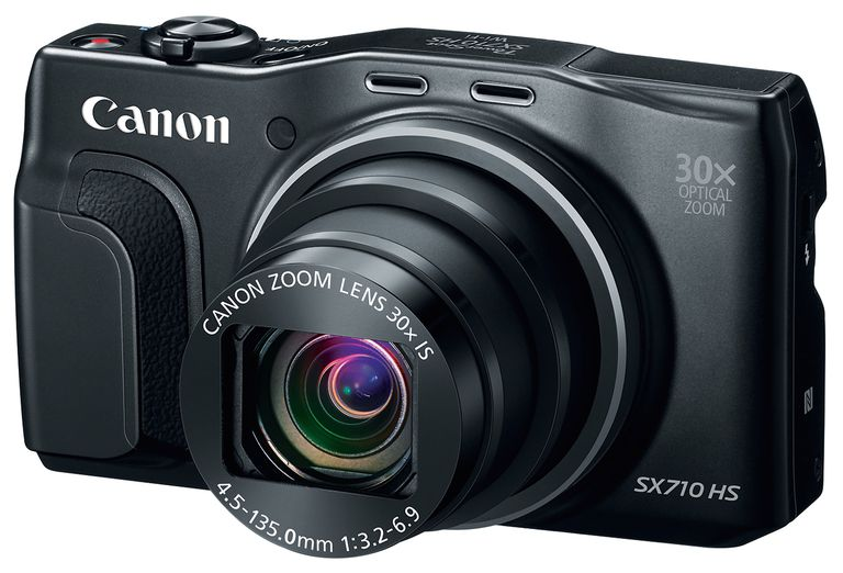The Canon PowerShot SX710