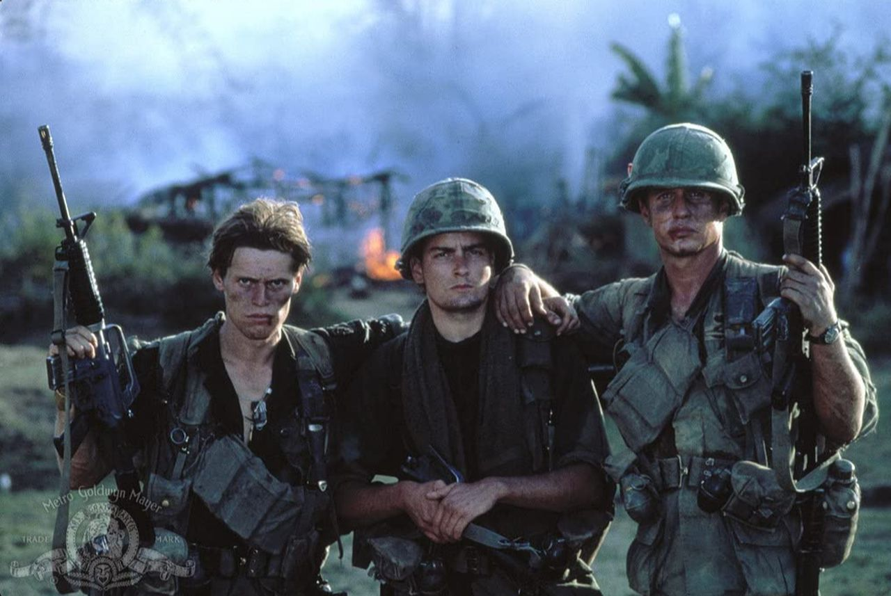 Screenshot of Platoon