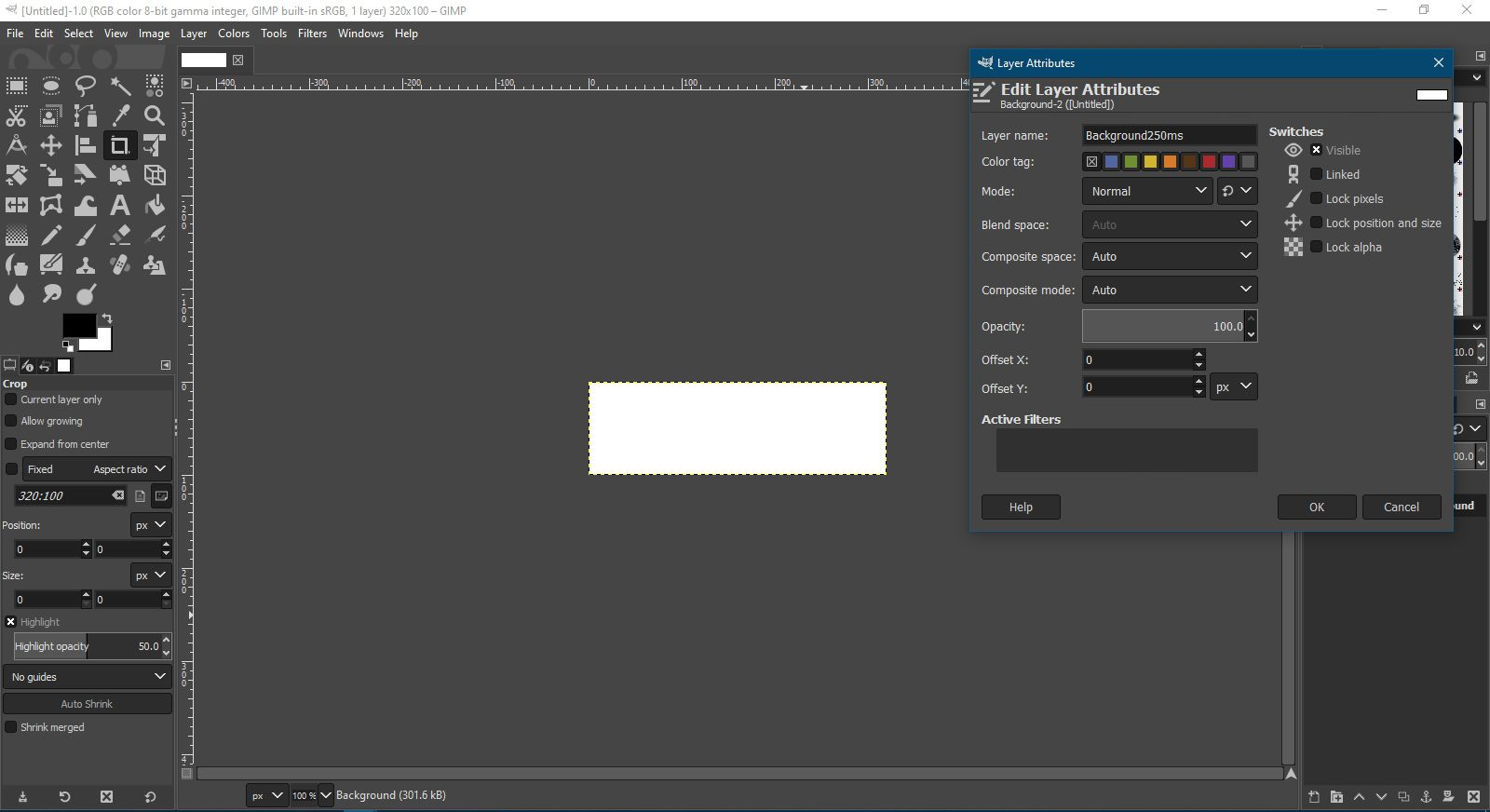 Producing an Animated GIF With GIMP