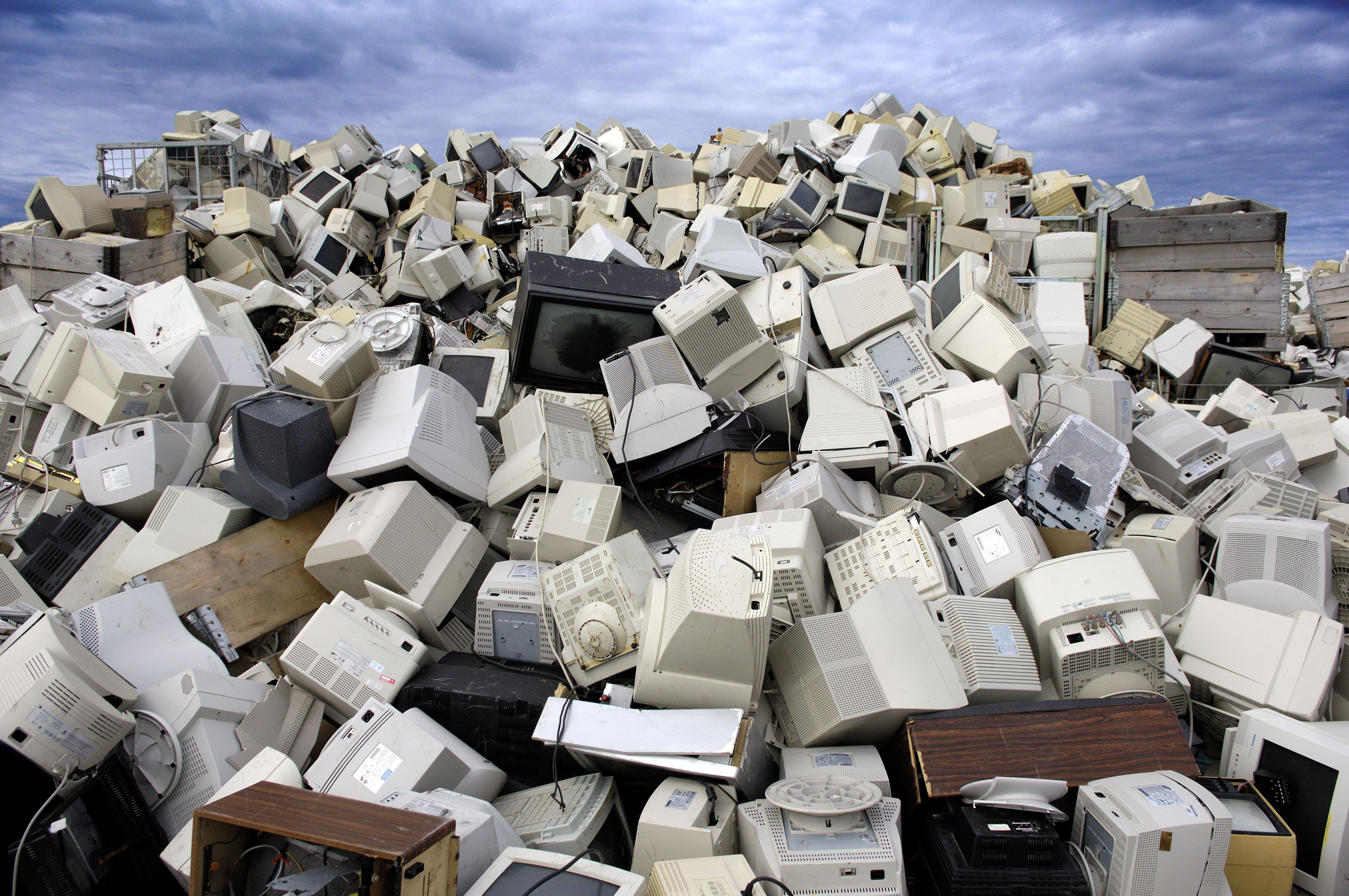 How to Recycle Your Analog or Digital TV and More
