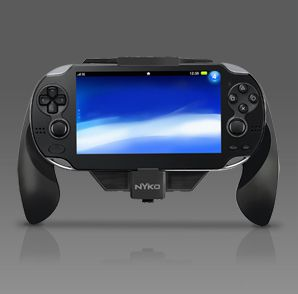 Nyko Power Grip for PS Vita - Official Image