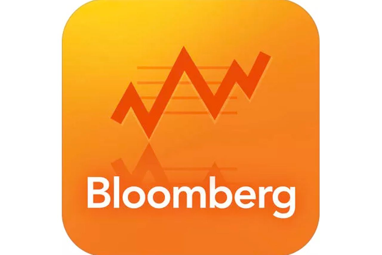 Bloomberg app icon