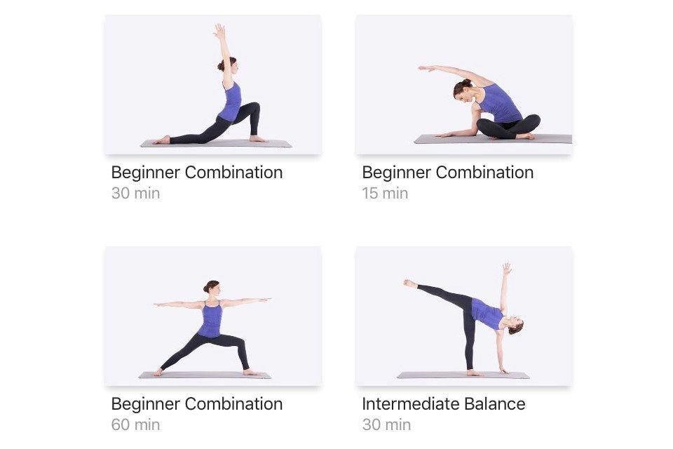 Yoga Studio workout app