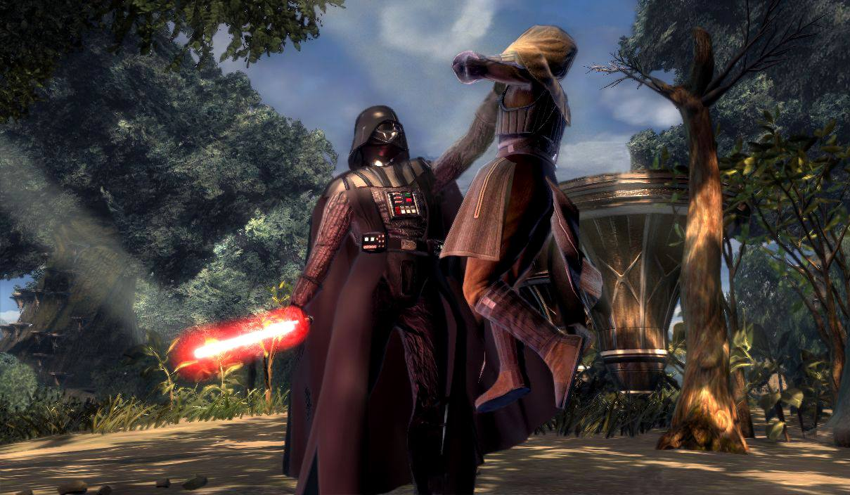 Star Wars: The Force Unleashed - Darth Vader