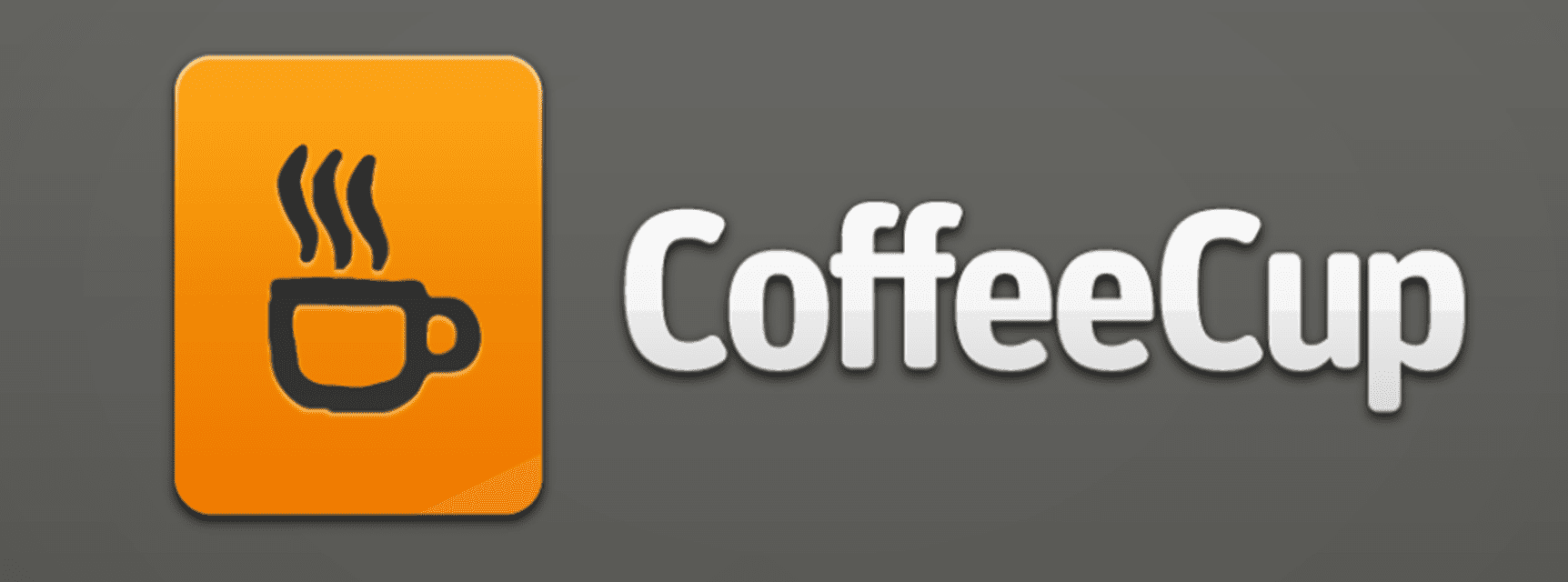 The logo for CoffeeCup Free HTML Editor.