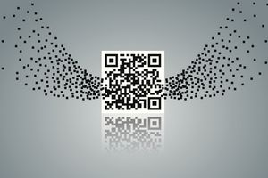 QR Code illustration
