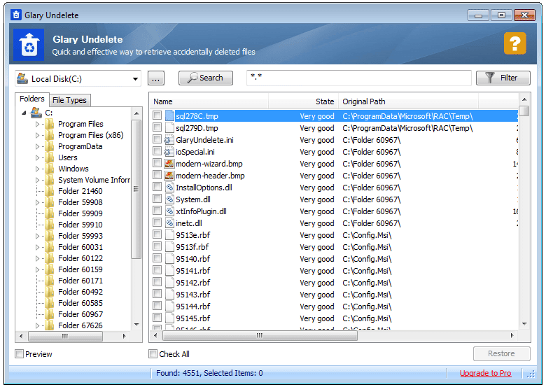 freeware data recovery software for windows 7