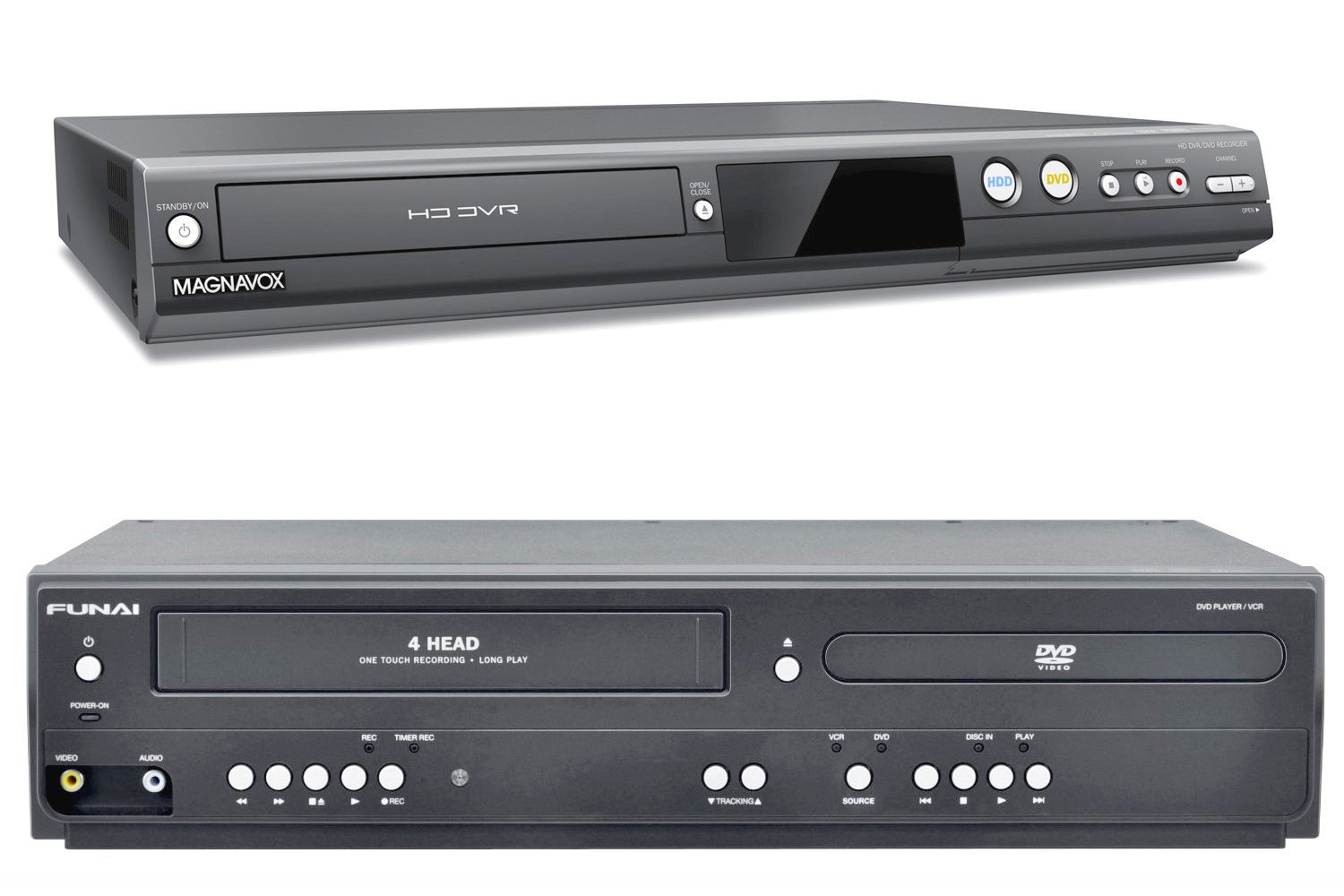 answers to basic questions about dvd recorders