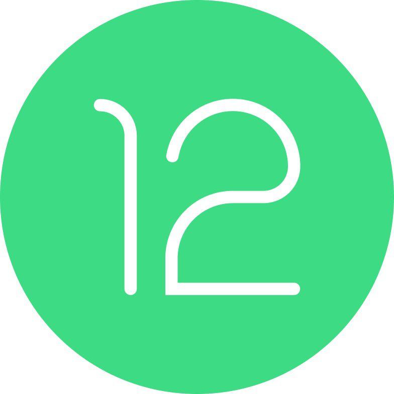 Anroid 12 logo
