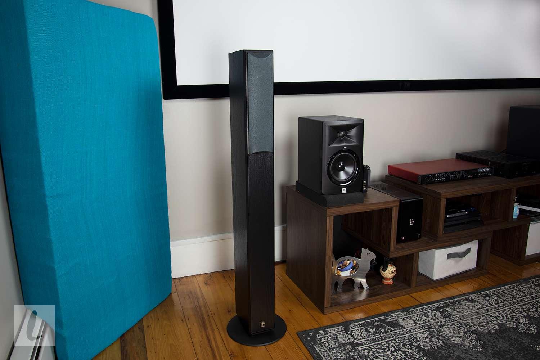 Yamaha NS-F210BL Floor Speakers