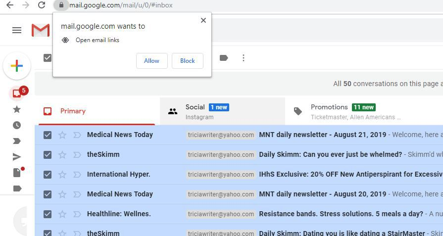 How to Make Gmail Your Default Email Program