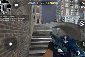 Critical Ops Weapon Skin