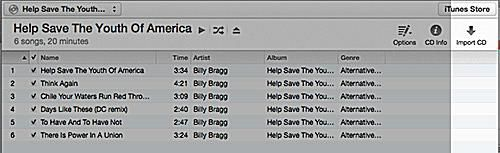 how to make a copy of a song in itunes