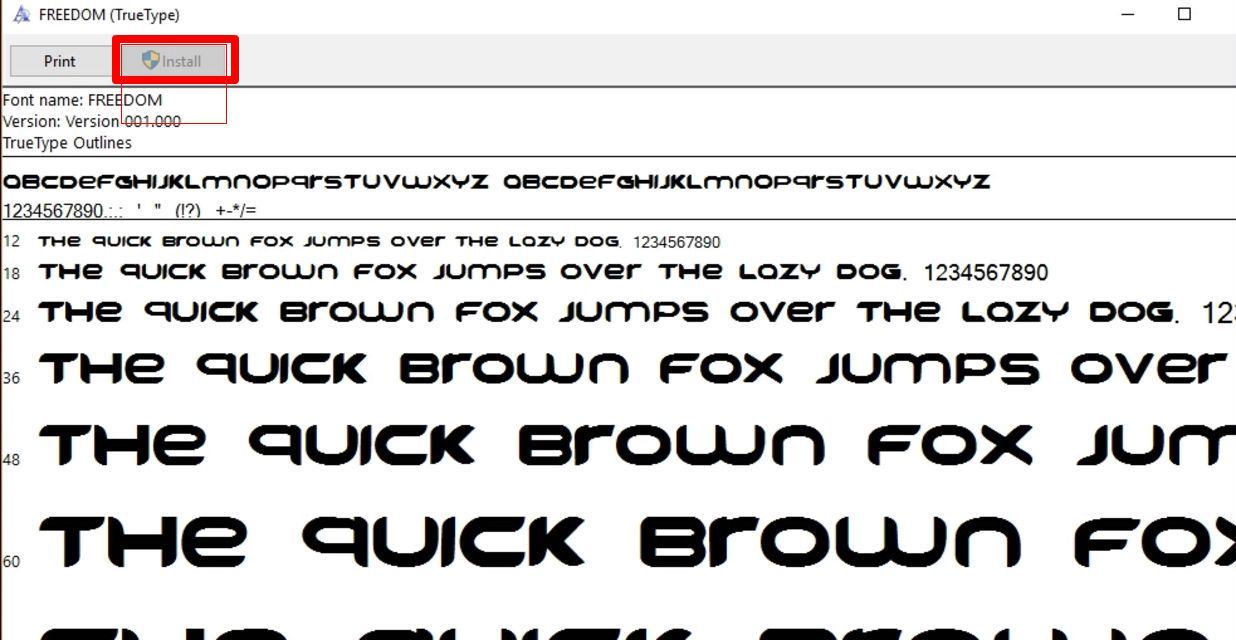 How to Add Fonts to Word