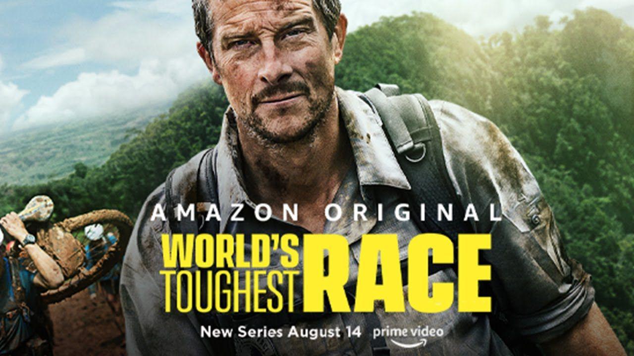 World's Toughest Race: Eco-Challenge Fiji promo image