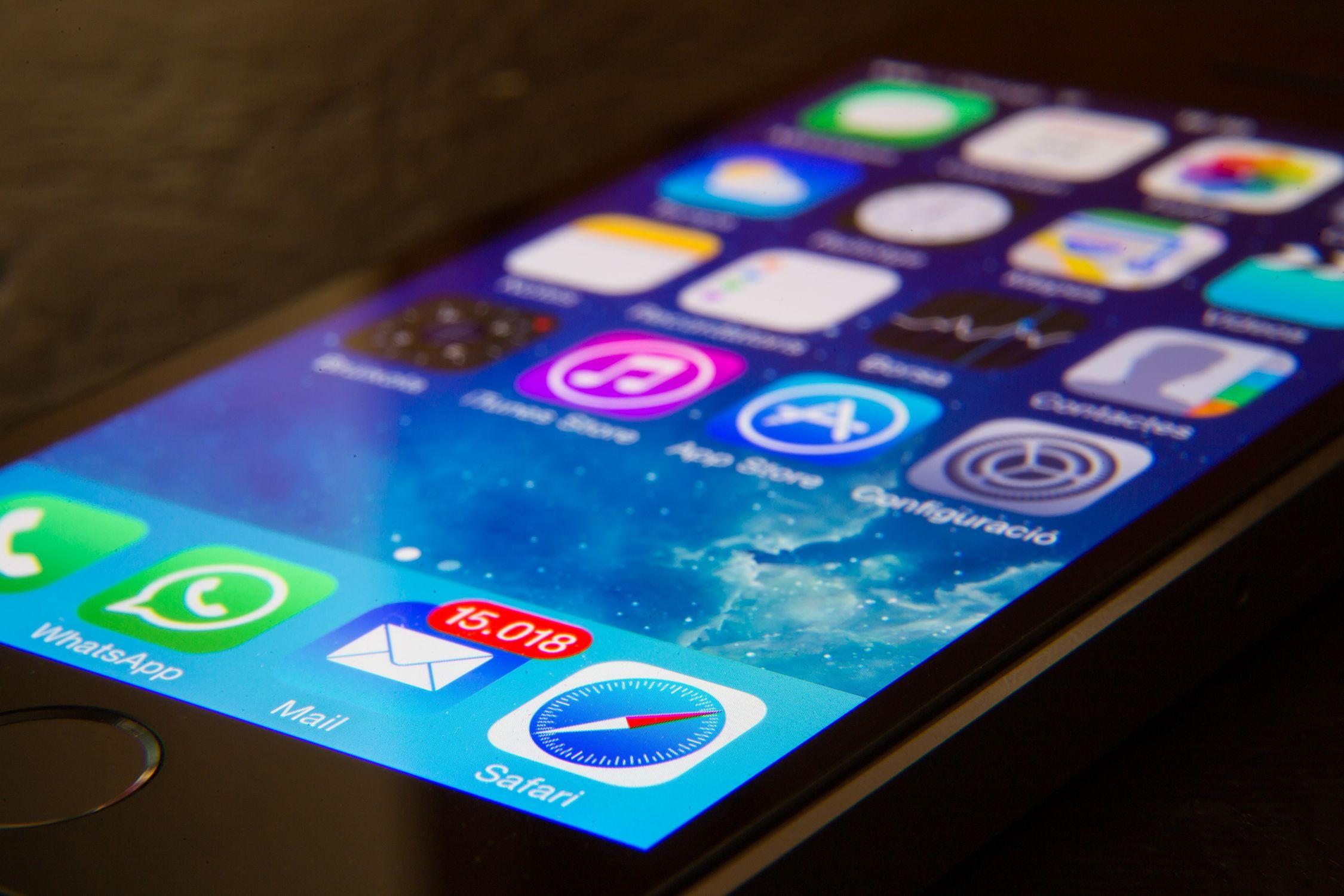 iOS 7: The Basics