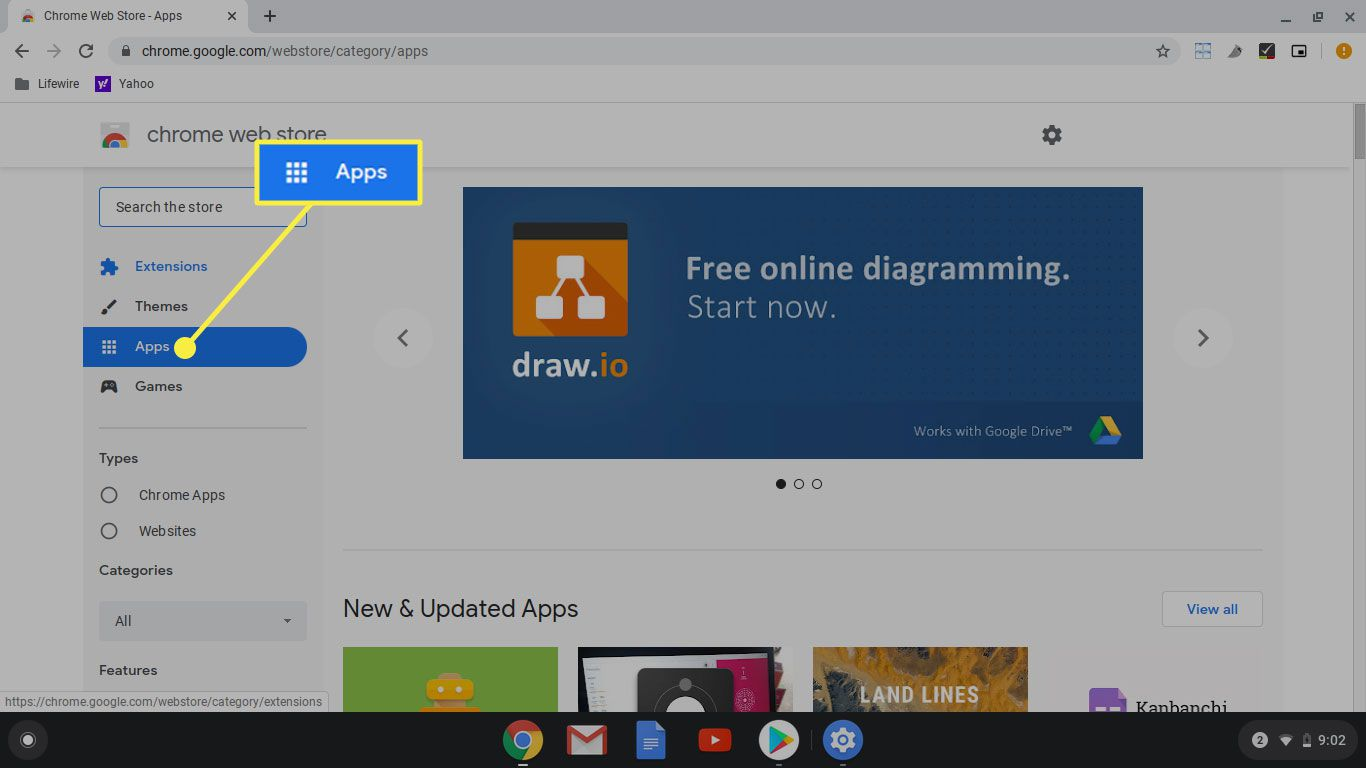 How To Download Android Apps On Chromebook Writting apps for chorme web store