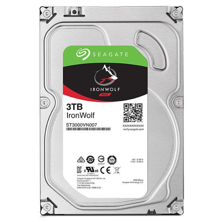 Seagate 3TB SATA hard drive