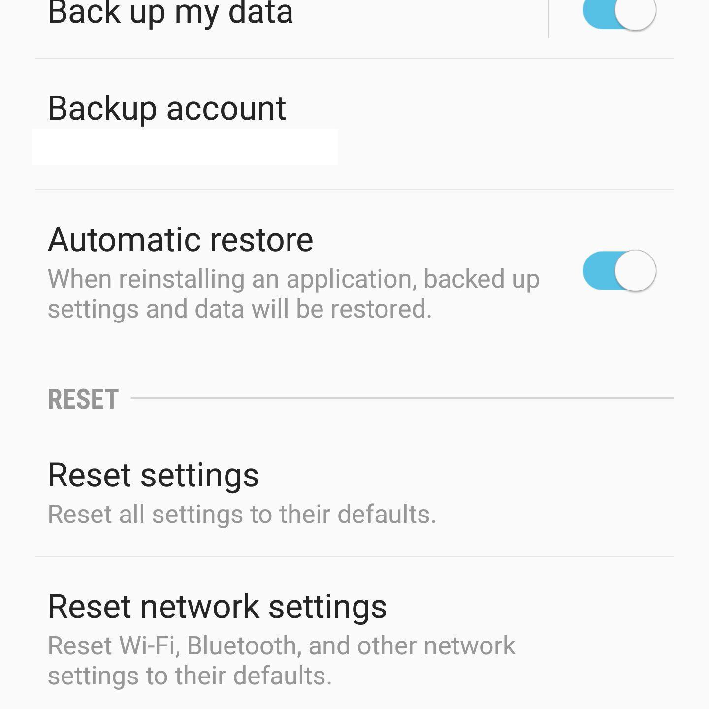 How to Factory Reset Your Galaxy S6 smartphone