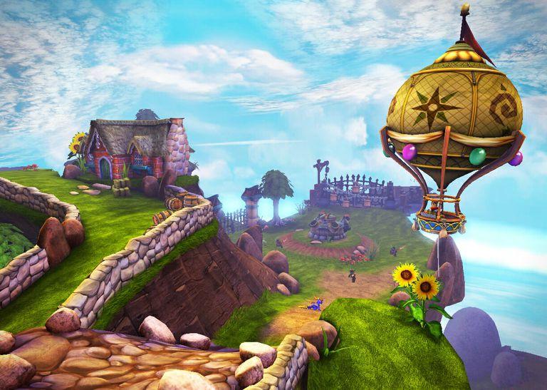 Skylanders: Spyro's Adventures