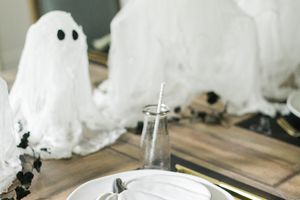 Ghosts on a table