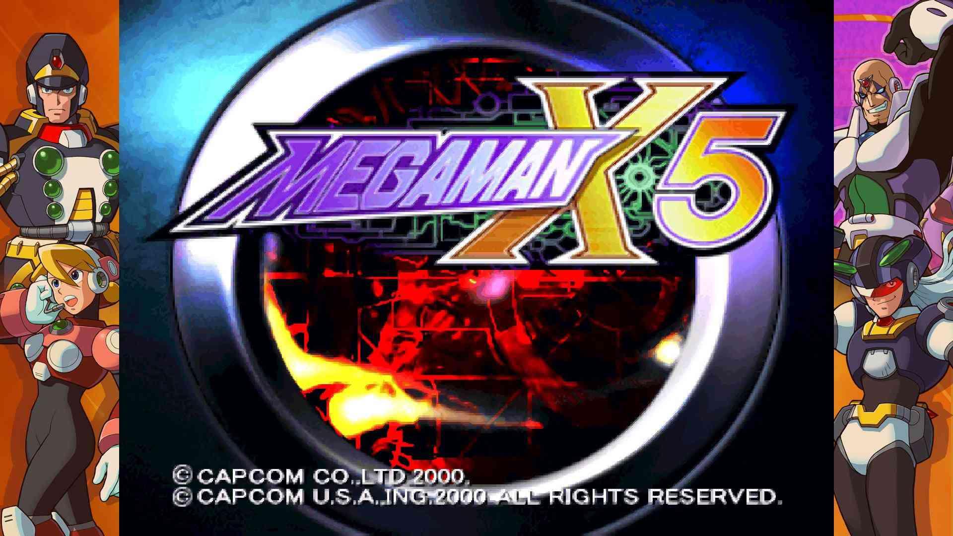 Mega Man X Legacy Collection Cheats