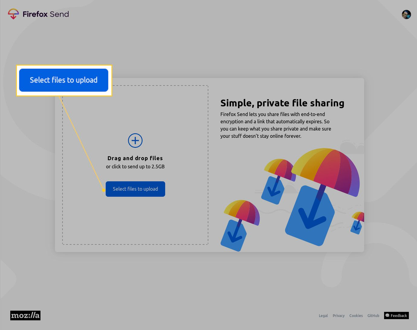 What is Firefox Send and How Does it Work