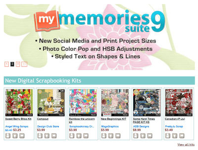 Greeting card software for windows mymemories9 suite m4hsunfo