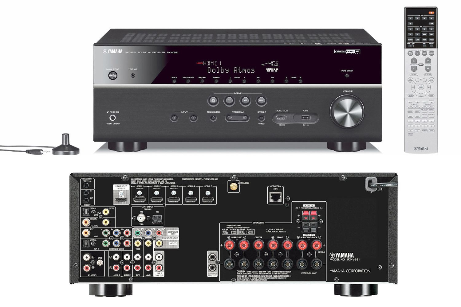 How To Set Up A Home Theater Receiver