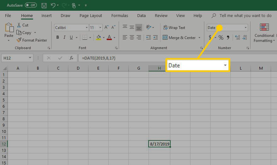 How to Use the DAY function in Excel
