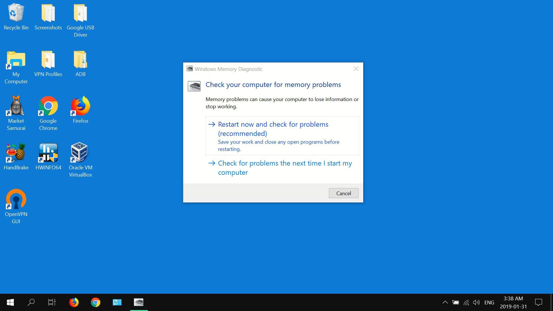 How to Fix A Windows Memory Leak