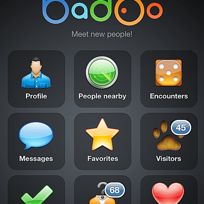 badoo chat sign in